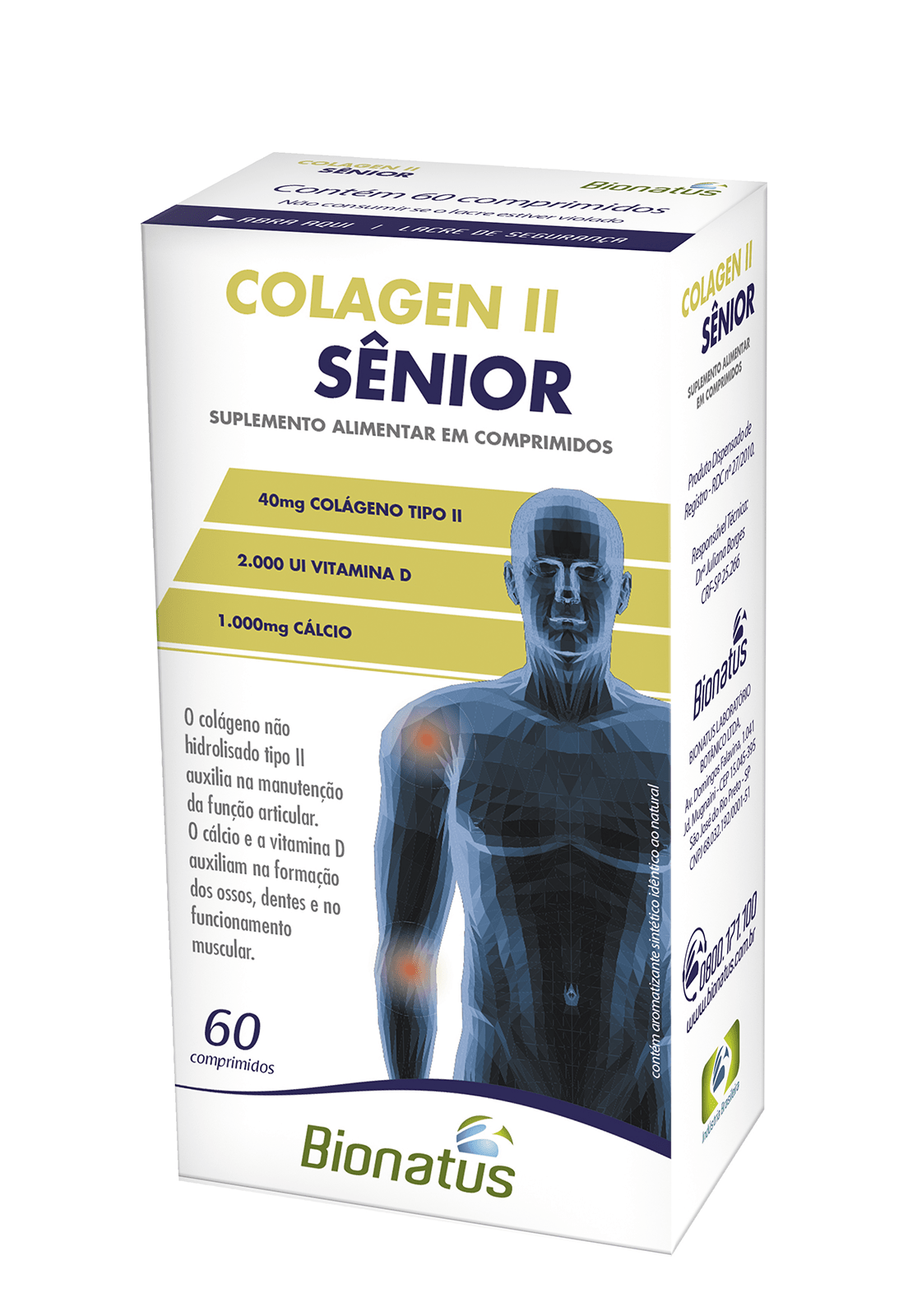Colagen II Sênior