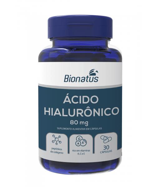 Ácido Hialurônico 80mg