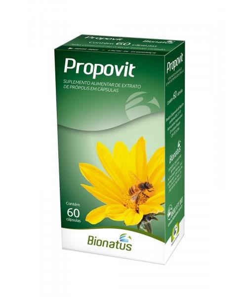 Propovit - Extrato de Própolis - cápsulas