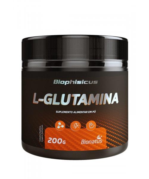 L-Glutamina 200g