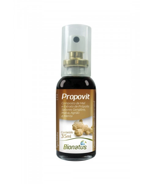 Propovit - Spray Gengibre