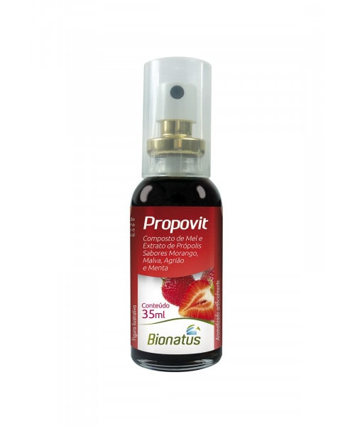 Propovit - Spray Morango